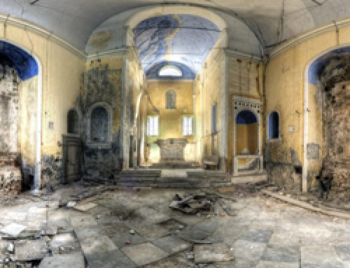 Balestrino – Abandoned Church