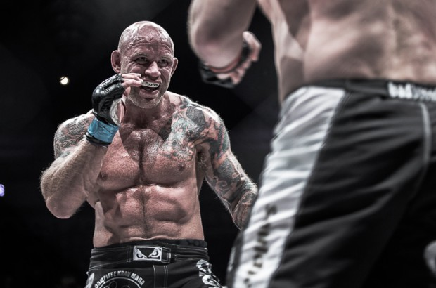 Nick Chapman - MMA Photography