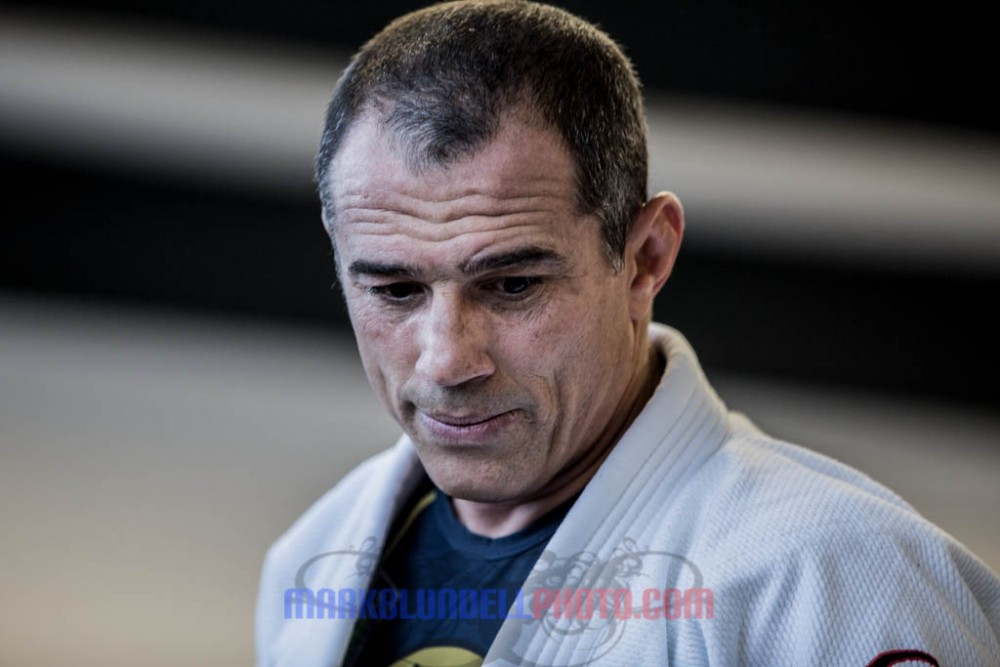 Royler Gracie at EK BJJ
